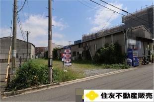 東大阪市宝町 土地