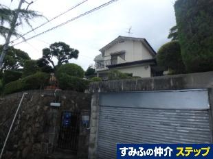 宝塚市平井山荘土地